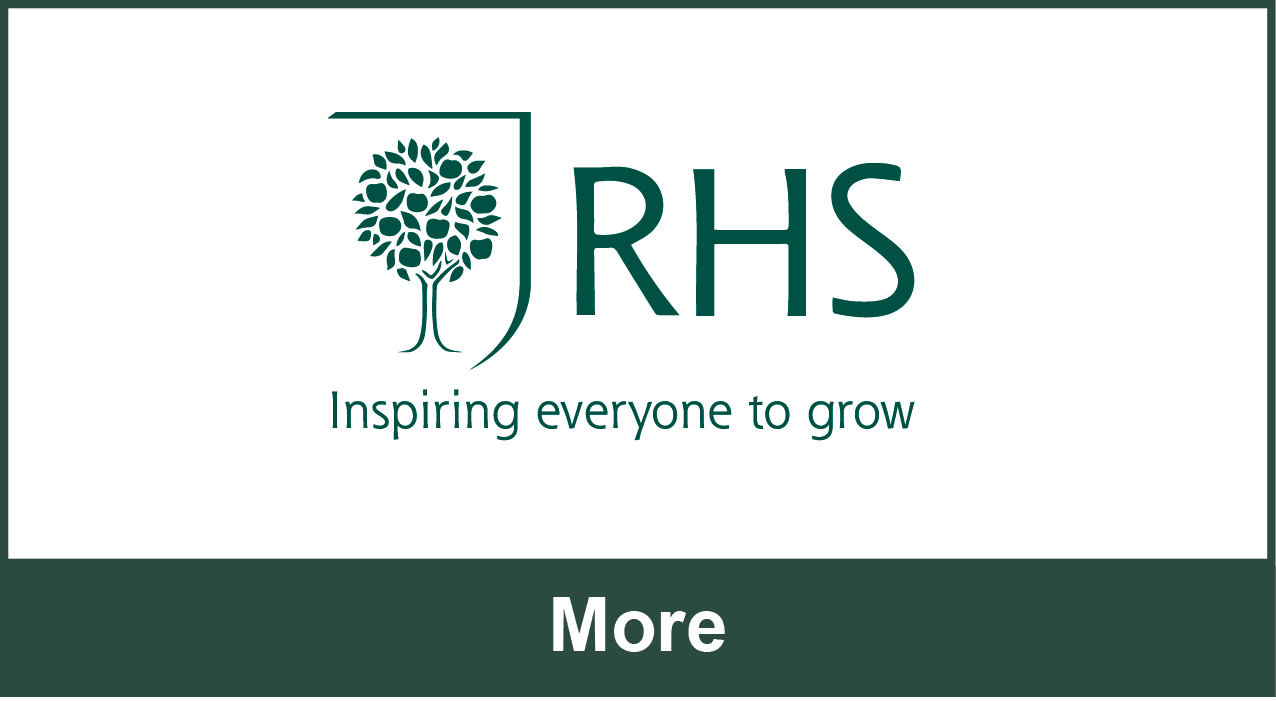 Our Royal Horticultural Society garden care range of products