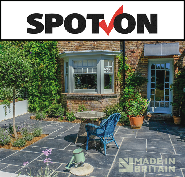 Spoton simple to use path and garden cleaning products