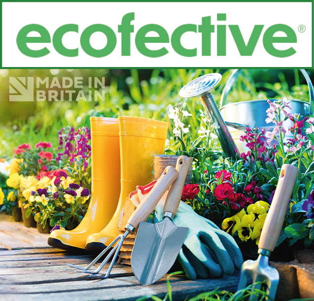 Ecofective products for Greener, safer garden and home care