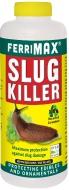 Small bottle of Slug Killer Pellets made using a natural active ingredient