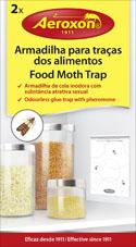Odourless long lasting pheromone based moth control
