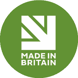 Many of our products are made in Great Britain