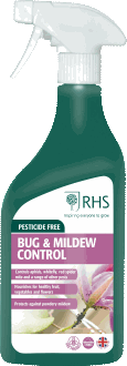 trigger spray pack to help control aphids, blackfly and red spider mites.