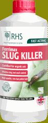 perfect organic solution for defending against slugs
