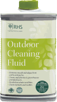 Exterior cleaning for your patios and paths in 1 litre size